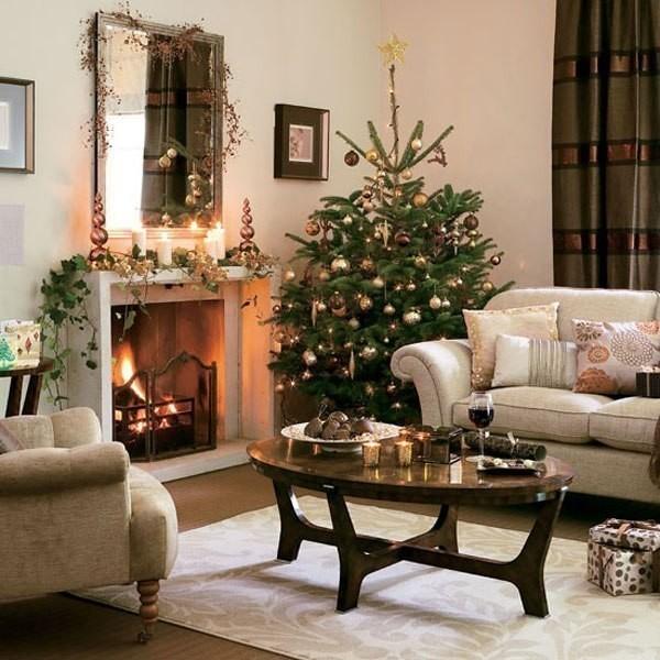 Christmas-tree-decoration-ideas-2018-96 96+ Fabulous Christmas Tree Decoration Ideas 2018