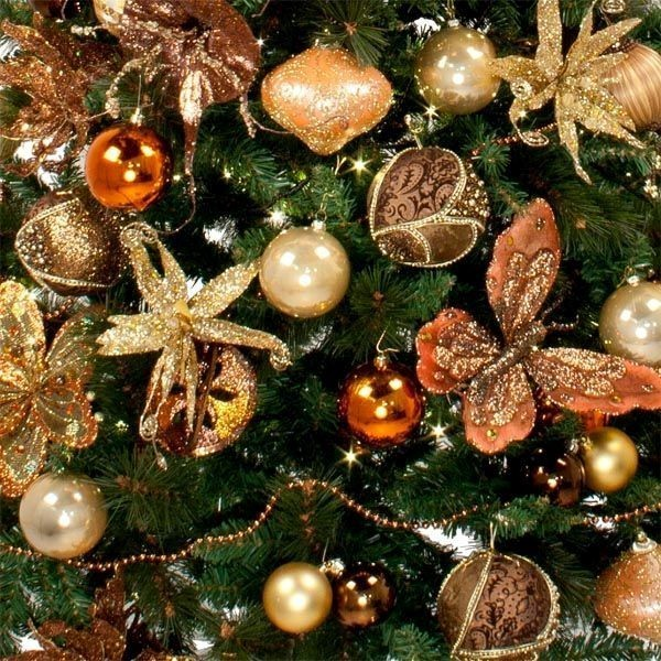 Christmas-tree-decoration-ideas-2018-97 96+ Fabulous Christmas Tree Decoration Ideas 2018