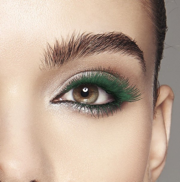 Colored-Eye-Lashes 11 Exclusive Makeup Ideas for a Gorgeous Look in 2020