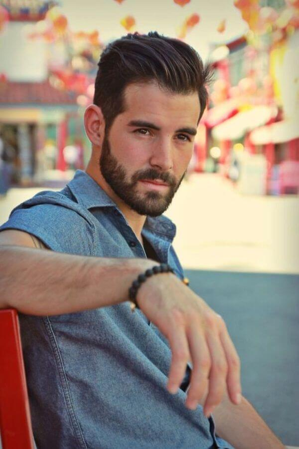 Comb-Over-With-Undercut-hairstyle-men 6 Fashionable Hairstyles Every Man in His 30's Should Nail