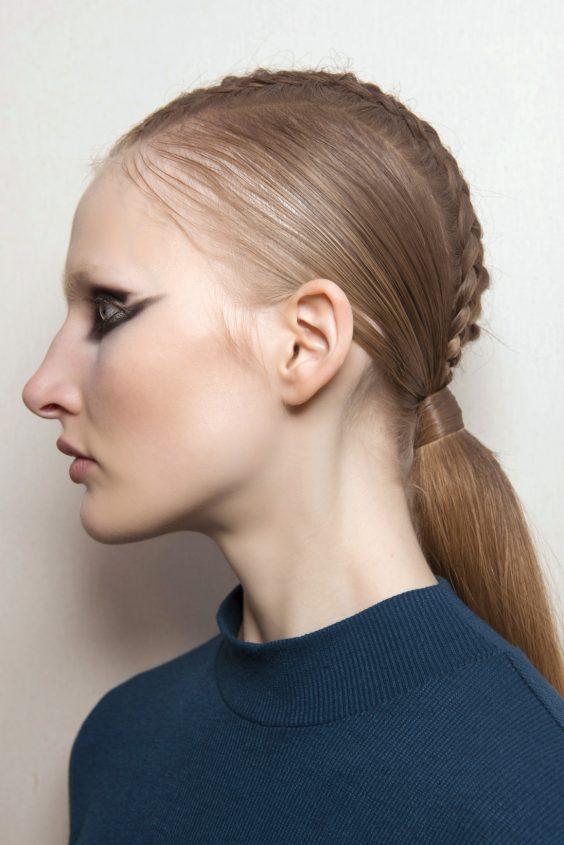 Cut-crease-eye-makeup-Balmain 11 Exclusive Makeup Ideas for a Gorgeous Look in 2020