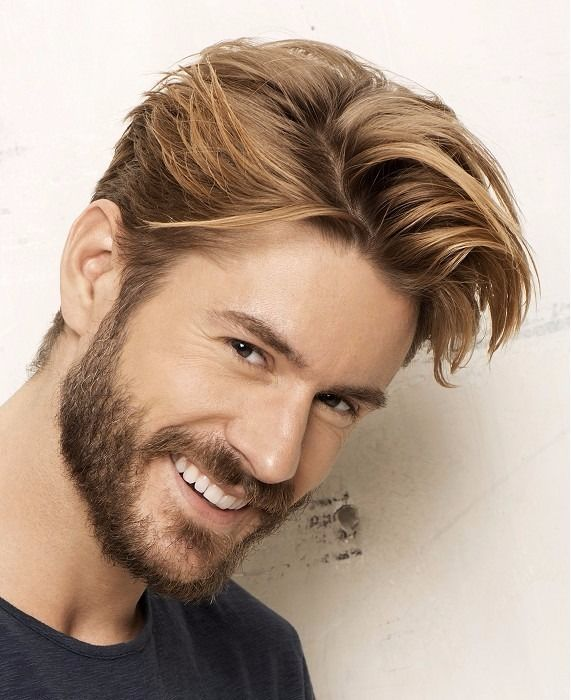 Dishevelled-hairstyle-men 6 Most Edgy Hairstyles For Men in 2018