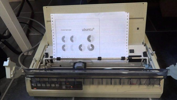 Dot-matrix-printer-675x380 Top 10 Outdated Technologies Will Be Used Till 2018