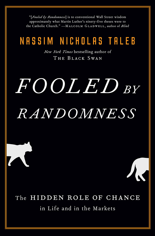 Fooled-by-Randomness 5 Books Every Trader Needs to Read