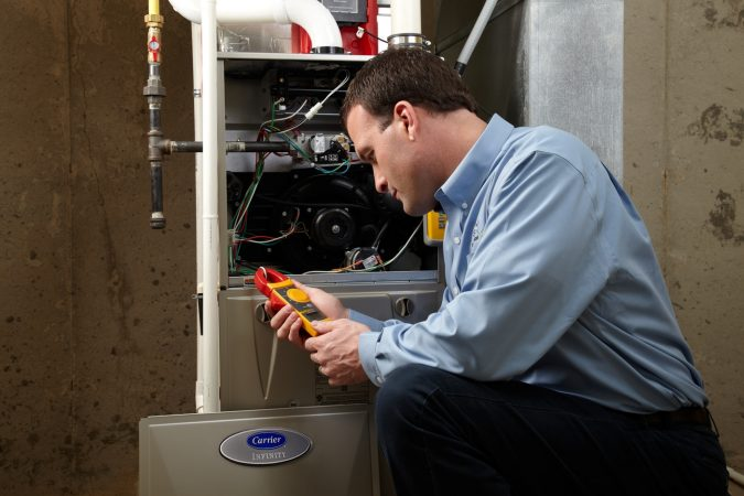 Furnace-Repair-Denver-675x450 7 Most Common Furnace & heating Problems