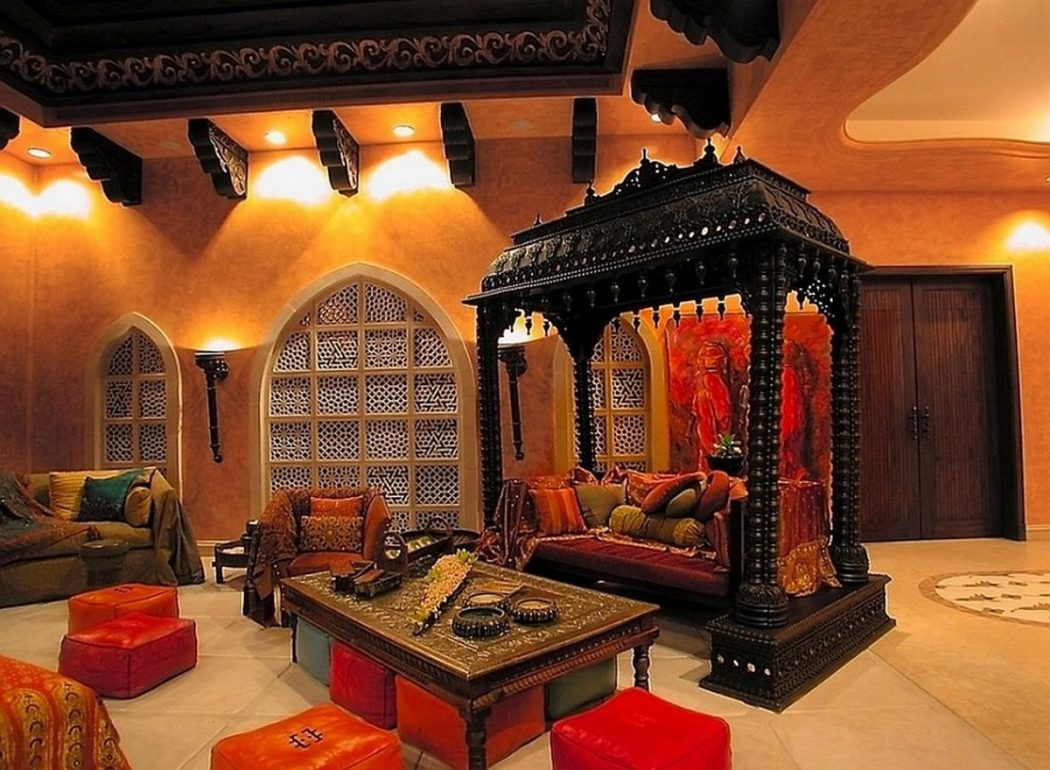 Furniture-indian-interior-design2 Top 10 Indian Interior Design Trends for 2018