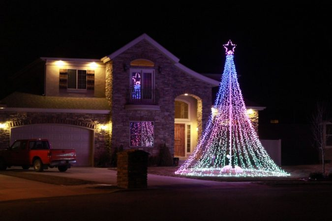 Christmas Light Ideas.Top 10 Outdoor Christmas Light Ideas For 2018 Pouted Com