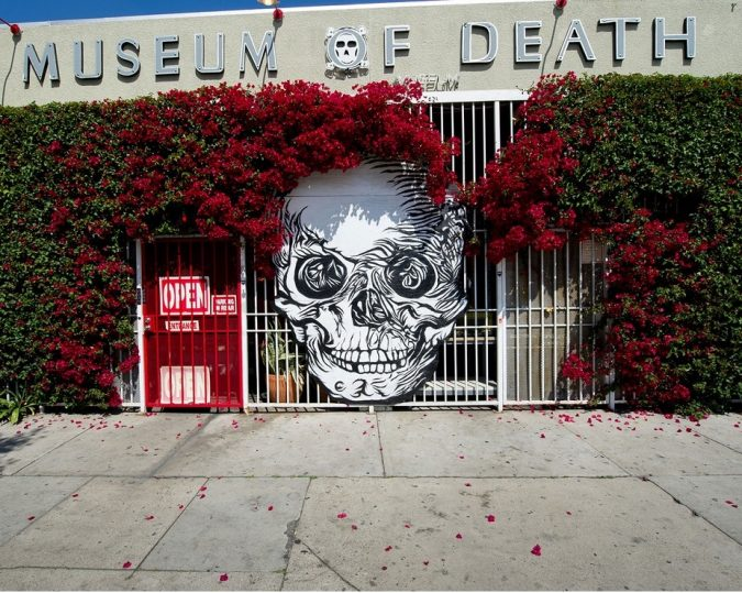 Museum-Of-Death-in-LA-675x539 Top 10 Cool & Unusual Things to Do in Los Angeles