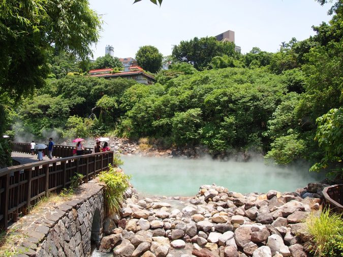 New-Beitou-Hot-Springs-Asian-travel-destination-2-675x506 The 12 Most Relaxing and Meditative Holiday Destinations in Asia