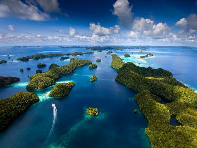 Palau-Islands-675x506 Top 5 Debt-Free Countries in The World!