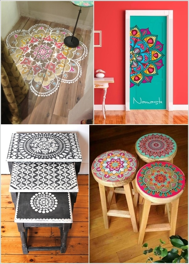 Patterns-indian-interior-design Top 10 Indian Interior Design Trends for 2020