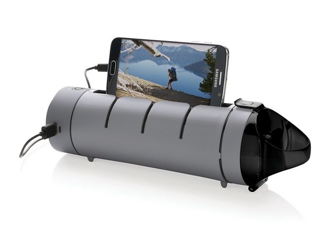 Phone-charging-water-bottle-and-stand-2-675x485 Top 10 Fabulous Christmas Gifts for Teens in 2018