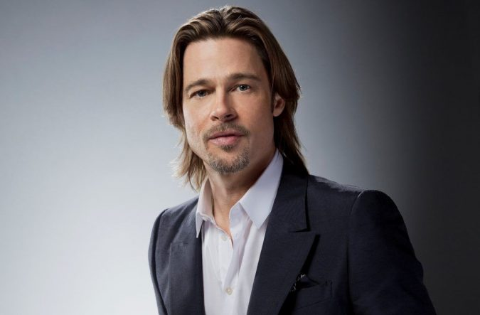 Rock-n-Roll-shag-hairstyle-Brad-Pitt-675x443 7 Shaggy Hairstyles For Men [2018 Trends]