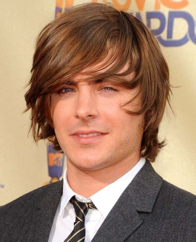 Rock-n-Roll-shag-hairstyle-for-men-675x831 7 Shaggy Hairstyles For Men [2020 Trends List]