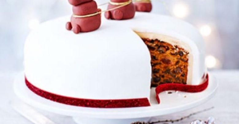 Photo of Top 10 Mouth-watering Christmas Cake Decorations 2020