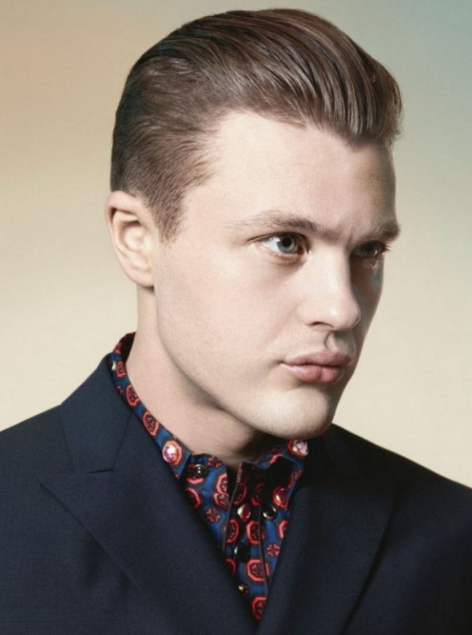 Slicked-Back-undercut-hairstyle-for-men-2-675x907 2020 Trends: 6 Trendy Wavy Hairstyles For Men