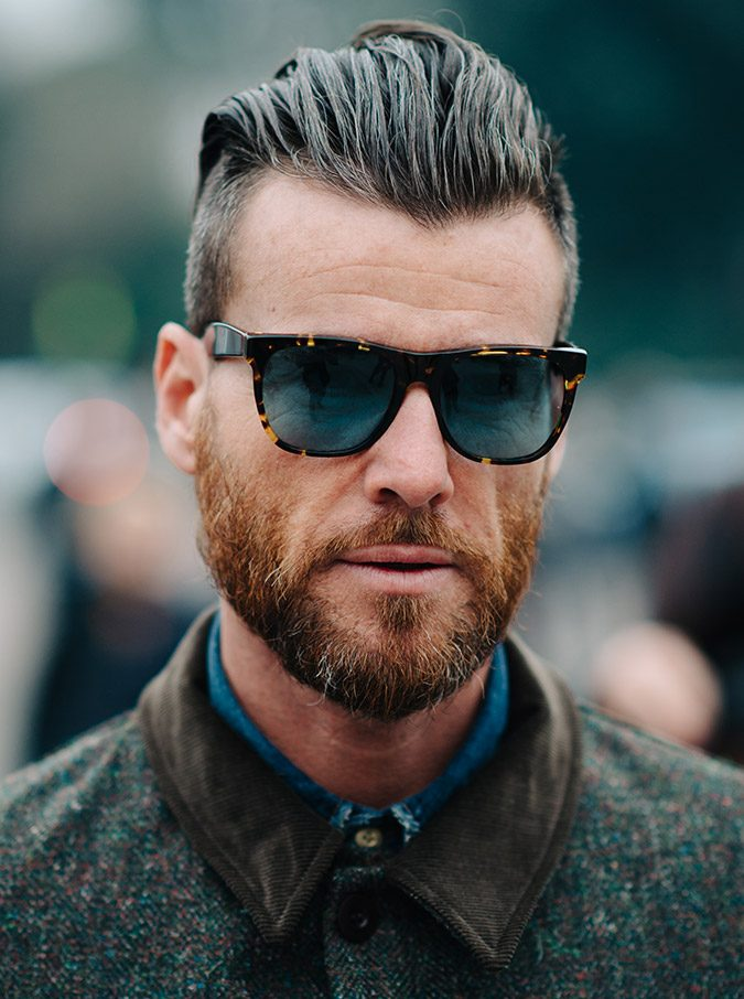 Slicked-Back-undercut-hairstyle-for-men-675x906 6 Fashionable Hairstyles Every Man in His 30's Should Nail