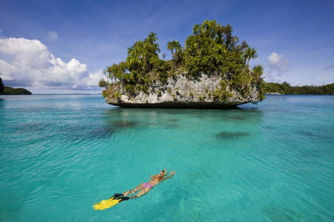 Snorkeling-in-Micronesia-Palau-Macleod-Island-Burma-Asian-travel-destinations-675x450 The 12 Most Relaxing and Meditative Holiday Destinations in Asia