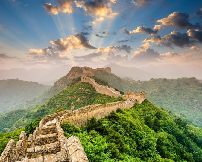 The-Great-Wall-of-China-Asian-travel-destinations-3-675x540 The 12 Most Relaxing and Meditative Holiday Destinations in Asia