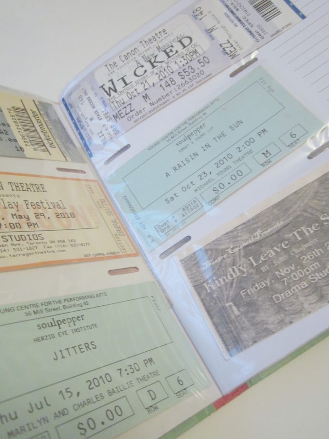 Ticket-Stub-Diary-675x900 Top 10 Fabulous Christmas Gifts for Teens in 2018