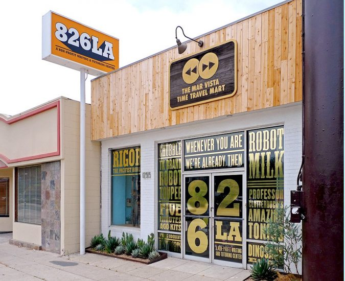 Time-Travel-Mart-in-LA-675x550 Top 10 Cool & Unusual Things to Do in Los Angeles