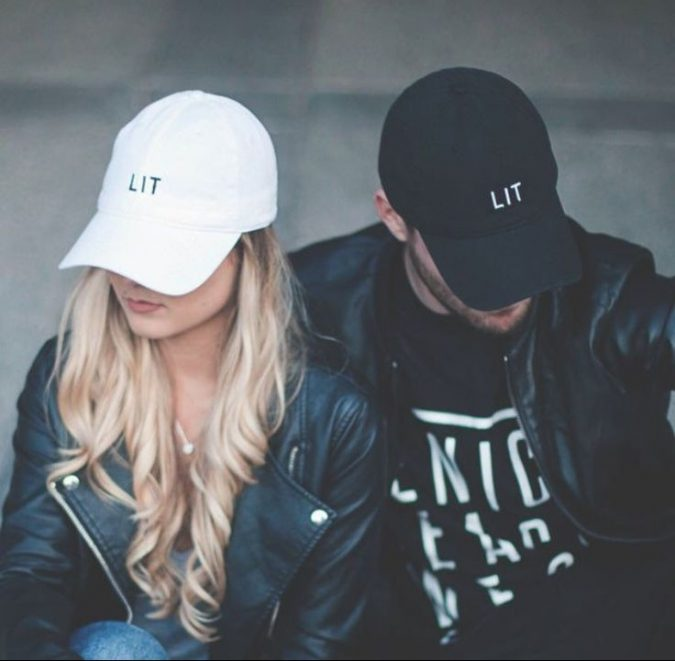 Unisexual-Dad-Hats-woman-and-man-675x661 8 Catchy Hat Trends for Men & Women in Summer 2018