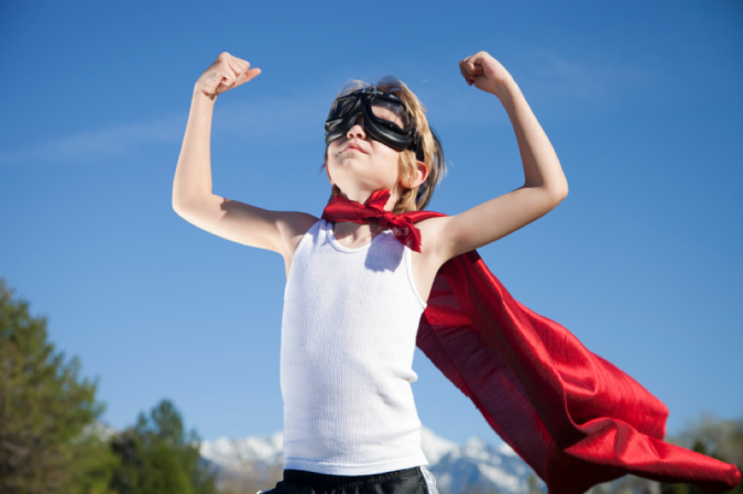 a-kid-with-a-red-cape-675x449 3 Steps Towards Living the Life You Want!