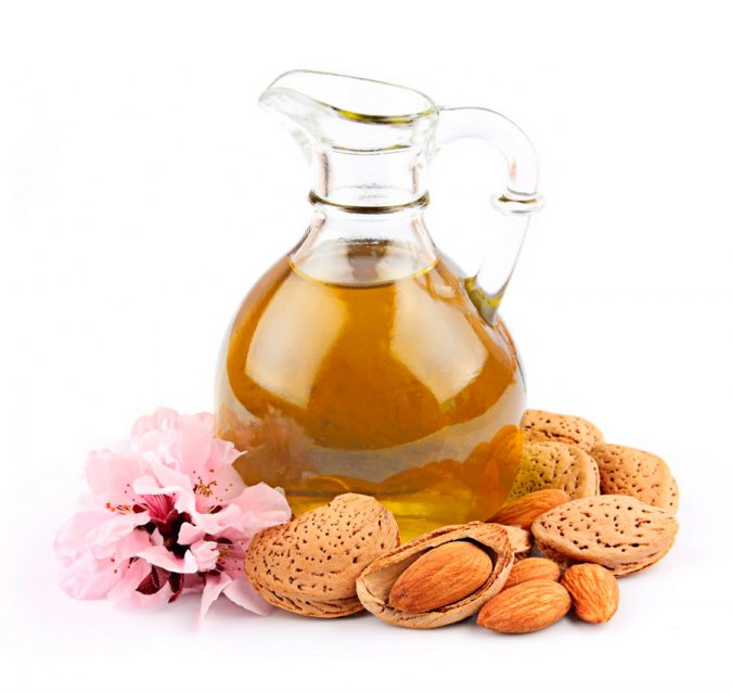 almond-oil-675x638 Top 10 Best Hair Masks for Color Treated Hair