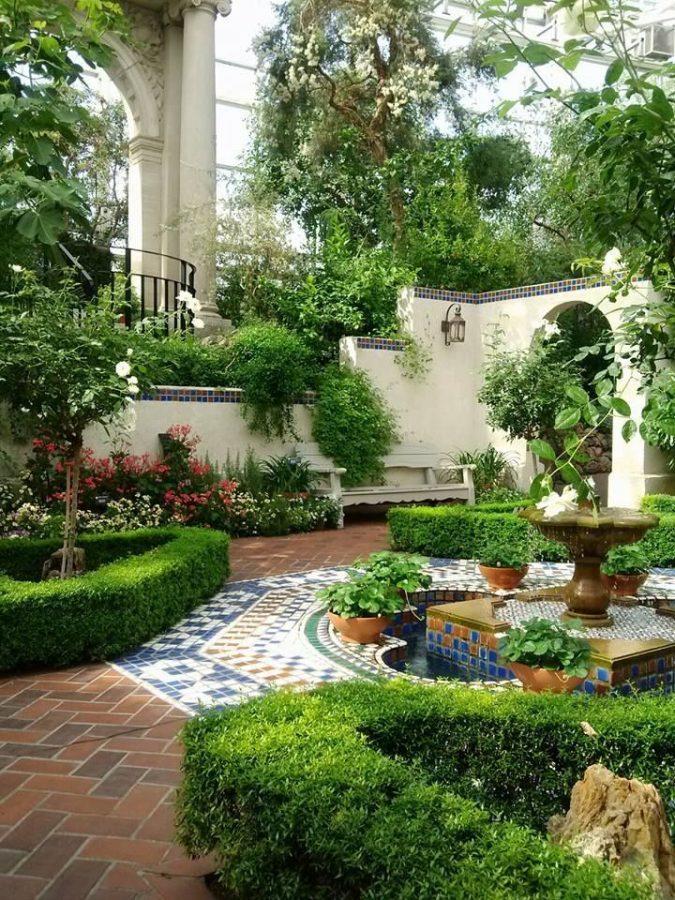 arabian-home-garden-675x900 5 Most Inspiring Landscaping Ideas for 2018