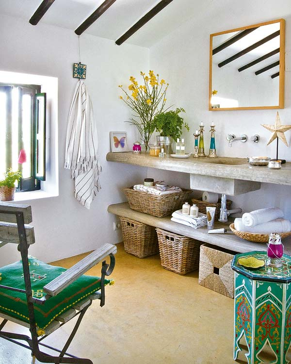 bathroom-decor-for-summer-2 Top 10 Best Summer Decor Ideas for 2020