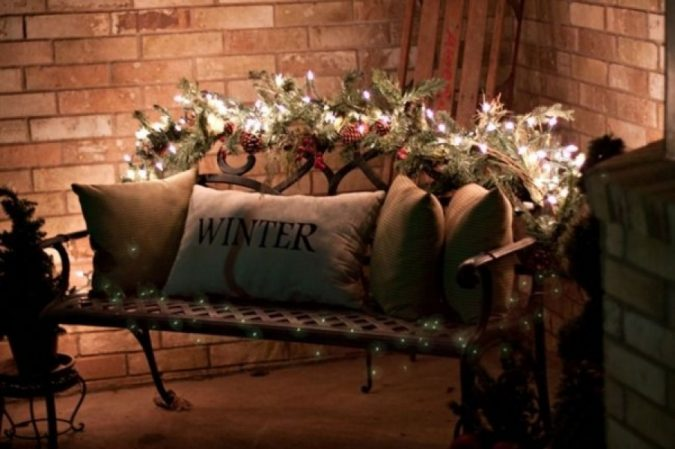 christmas-porch-decoration-675x449 Top 10 Outdoor Christmas Light Ideas for 2020