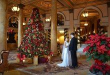 Photo of 8 Festive Tips for a Christmas-Themed Wedding