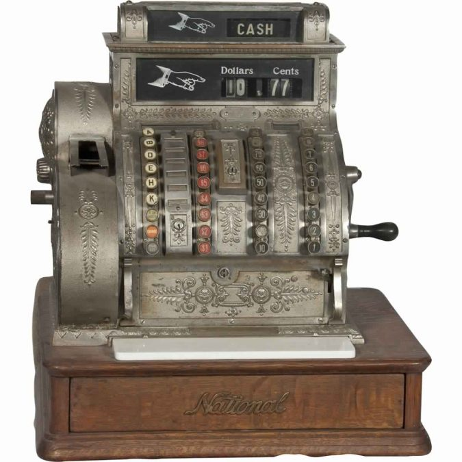 classic-Cash-register-675x675 Top 10 Outdated Technologies Will Be Used Till 2020