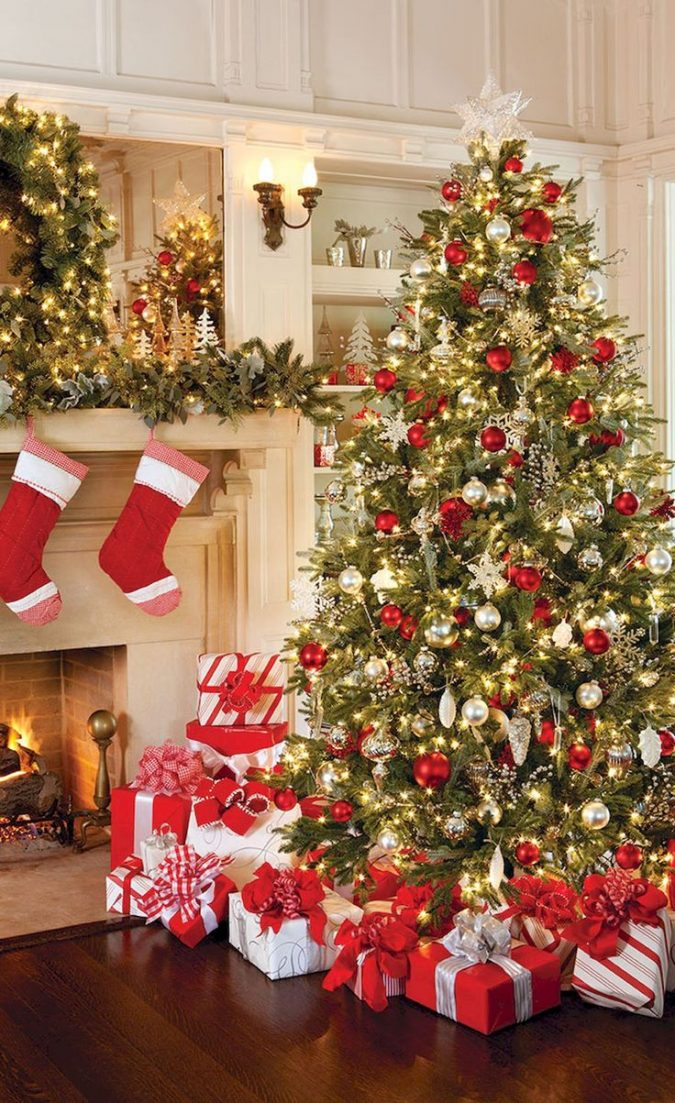classic-christmas-tree-675x1103 Top 10 Christmas Decoration Ideas & Trends 2019/2020