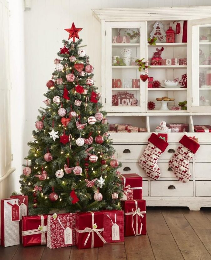 classic-traditional-christmas-tree-675x834 Top 10 Christmas Decoration Ideas & Trends 2019/2020