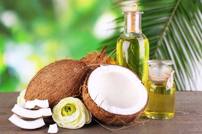 coconut-oil-675x450 Top 10 Best Hair Masks for Color Treated Hair
