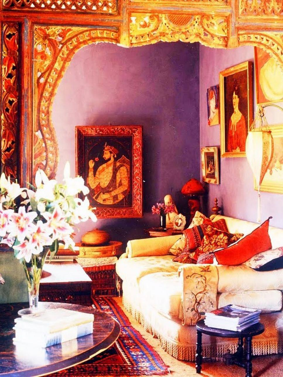 colors3 Top 10 Indian Interior Design Trends for 2018