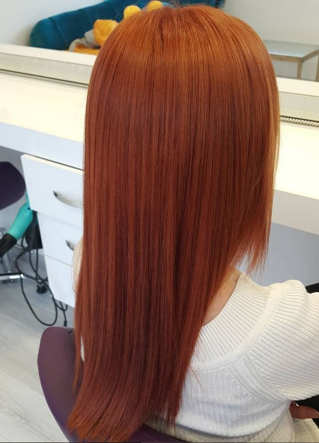 copper-hair Top 10 Best Hair Masks for Color Treated Hair