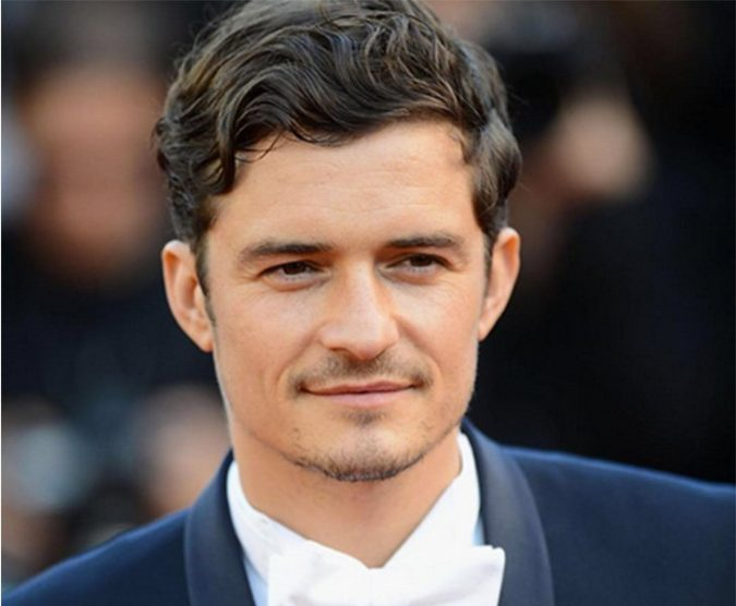 curly-fringe-Orlando_Bloom-675x556 2018 Trends: 6 Trendy Wavy Hairstyles For Men