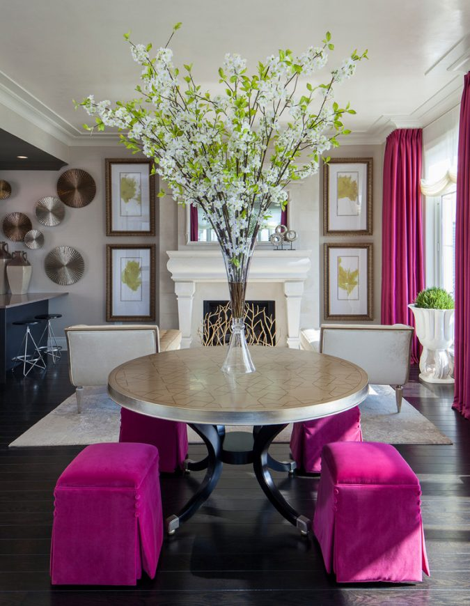dining-room-decor-for-summer-2-675x870 Top 10 Best Summer Decor Ideas for 2020