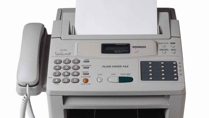 fax-machine-675x380 Top 10 Outdated Technologies Will Be Used Till 2019