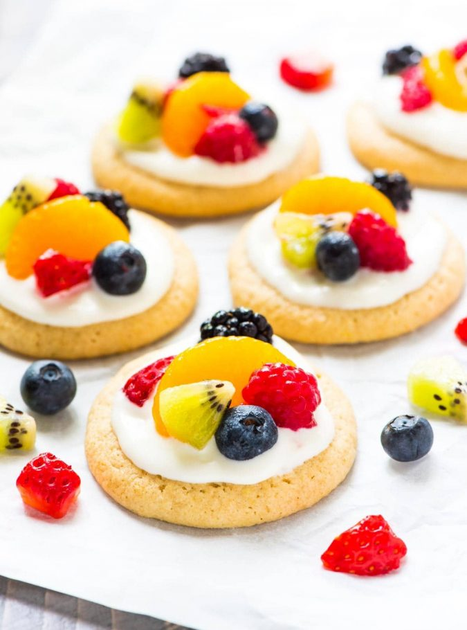 fruit-cookies-garden-party-675x910 Top 10 Best Spring Party Ideas for 2018
