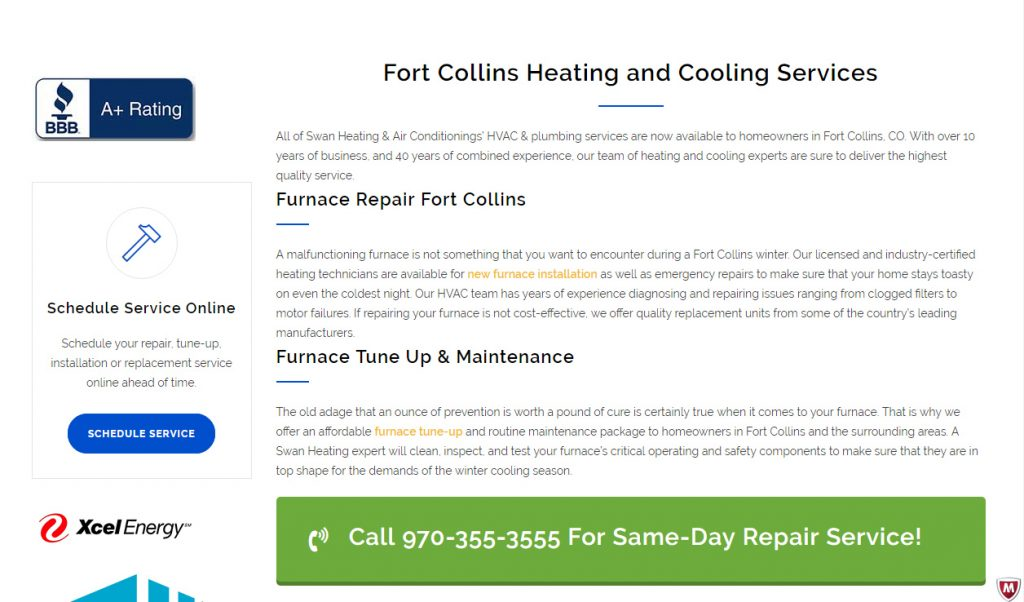 furnace-repair-fort-collins-1024x602 Top 10 US Areas Need Furnace Repair services
