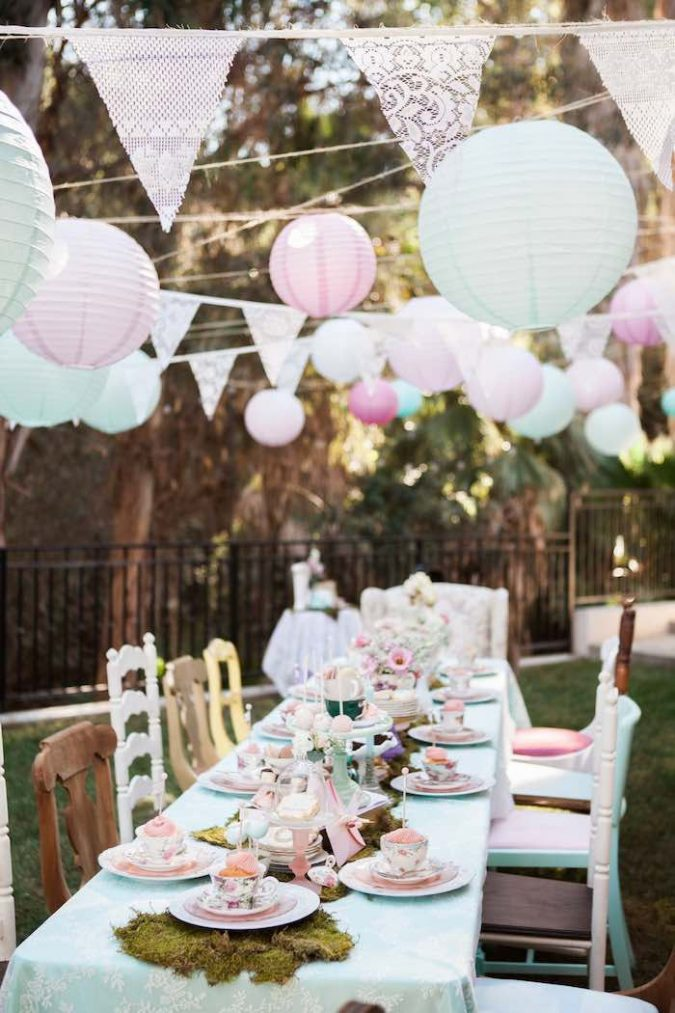 garden-party-pastel-colors-675x1013 Top 10 Best Spring Party Ideas for 2018