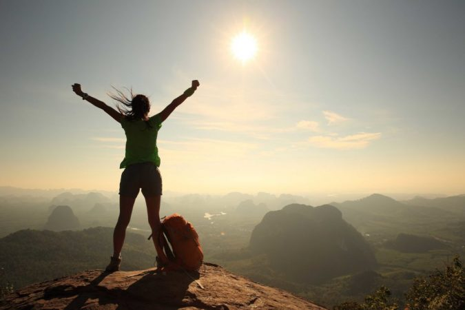 girl-standing-under-the-sun-confidence-675x450 3 Steps Towards Living the Life You Want!