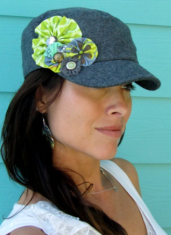 hat-with-floral-embellishment-cowgirl-bling-for-women 8 Catchy Hat Trends for Men & Women in Summer 2018