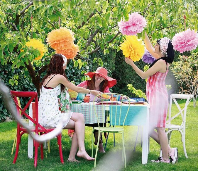 home-garden-party-675x585 Top 10 Best Spring Party Ideas for 2018