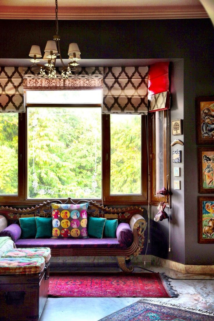 indian-interior-design6 Top 10 Indian Interior Design Trends for 2020