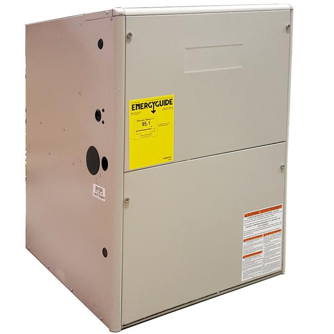 kelvinator-forced-air-furnace-675x675 Is a DIY Furnace Repair a Good Idea?