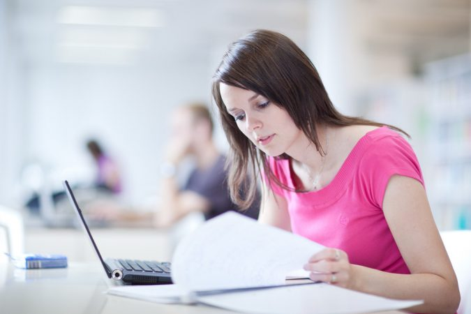 laptop-essay-writing-675x450 5 Tips to Write an Essay Introduction: Timely Assignment Help